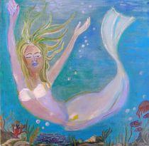 Kleine Meerjungfrau von Ulrike Schwarz
