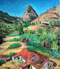 Das Tal Benchijigua by ashankit