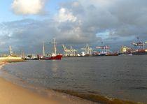 Övelgönner Strand von Peter Norden