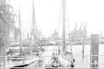 Museumshafen Övelgönne von Peter Norden