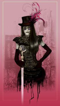 Lady Vlada by majorgaine