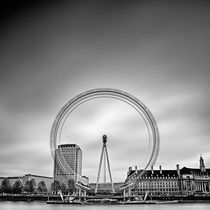 London Eye by Sebastian Wuttke