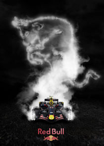 'F1 RED BULL' by snackdesign