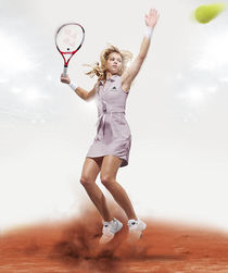 Maria Kirilenko by snackdesign