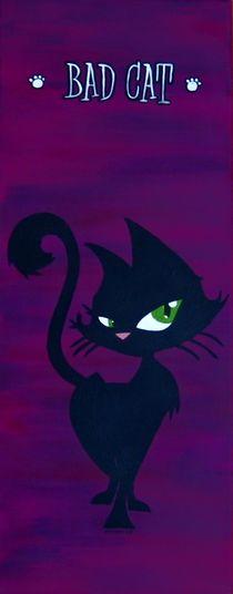 BAD CAT von Maria Arato Magri