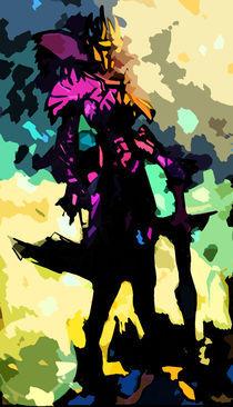 Brave knight Pepa by Siete Gatos Locos