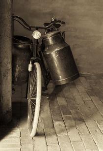 altes Fahrrad by Norbert Fenske