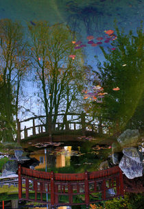 Brücke in die Spiegelwelt von opaho