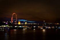 Waterloo Bridge by Robert Schulz
