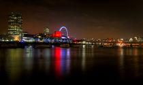 Colours of London II von Robert Schulz