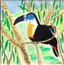 Amazonien by Hildegard Fatahtouii