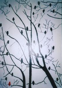 Der Krähenbaum by Hildegard Fatahtouii