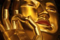Goldener Buddha by reisefoto