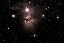 Flammen Nebel im Sternbild Orion by monarch