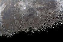 Mond-Ausschnitt mit Krater Kopernikus by monarch