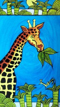 Giraffe by kharina plöger