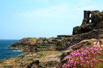 Traumhafte bretonische Küste in Frankreich von Marita Zacharias