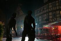 Waiblingen leuchtet im Oktober 2009 by juergenrose