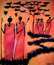 Masai by klaus eder