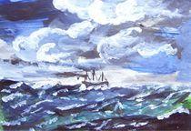 schiff im sturm von manfred richter