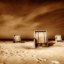 Sepia Beach by fotodehro
