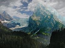 Schweiz, Gebirge von pahit