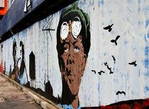 Graffiti von Steffi Reinermann