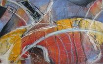 Abstrakt III von Anita Hörskens