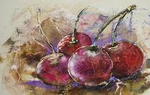 Kirschen I von Anita Hörskens
