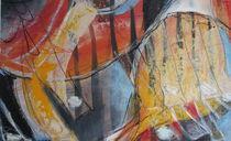 Abstrakt I von Anita Hörskens