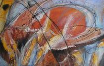 Abstrakt II von Anita Hörskens