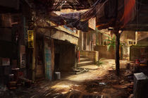 Favela (Fear 3 concept) by Kate yu