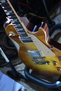 E-Gitarre von rebeccas