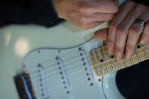 Gitarrenspieler von rebeccas
