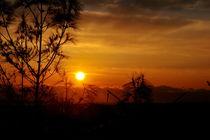 Sonnenuntergang  von Barbara Straessle