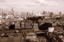 Bangkok - sepia by lucie