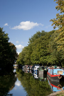 Barges by George Kay