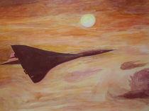 Concorde von Lydia Lilli Vogel