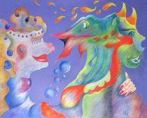 Der Kuß vom falschen Frosch by Kirsten Handelmann