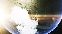 Planet Erde von Bjorn Mol