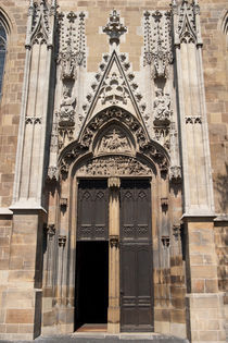 Portal of the Frauenkirche by safaribears
