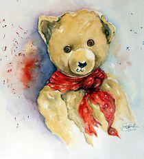 Teddybär by Christl Benkmann