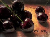 Kirschenzeit von Franziska Rullert