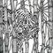 Ein-tiger-im-bambuswald-fr-artflex