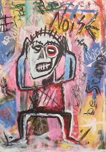 untitled (Noise) von Bela Manson