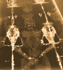 Turiner Grabtuch Negativ Shroud of Turin 05 von Bela Manson