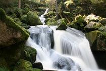 Wasserfall von Frank Rebl