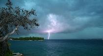 Blitz überm Meer by Frank Rebl