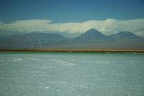 Salar de Atacama, Chile by Nora Bruns
