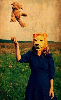I wish I had a rabbit by Evita Knospina